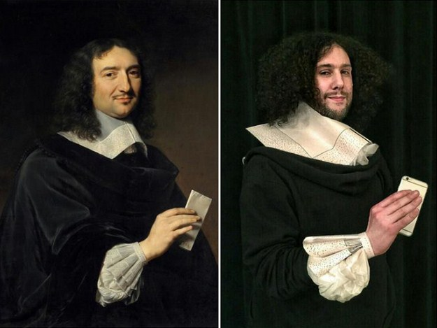 """Филипп де Шампань - """"Жан-Батист Кольбер"""" , 1655 г."""