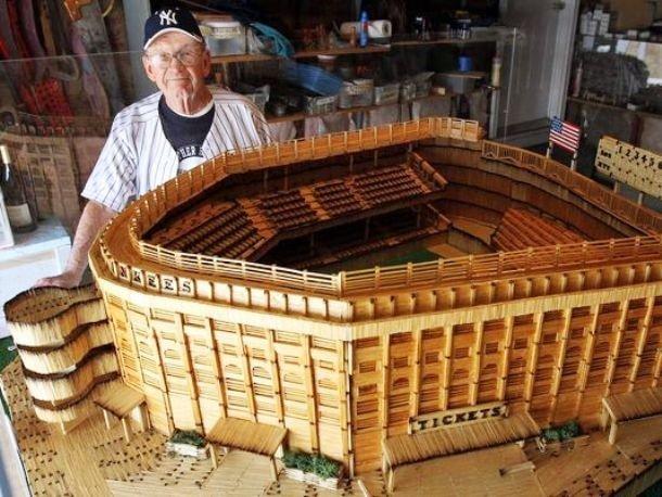 Стадион Нью-Йорк Янкиз.