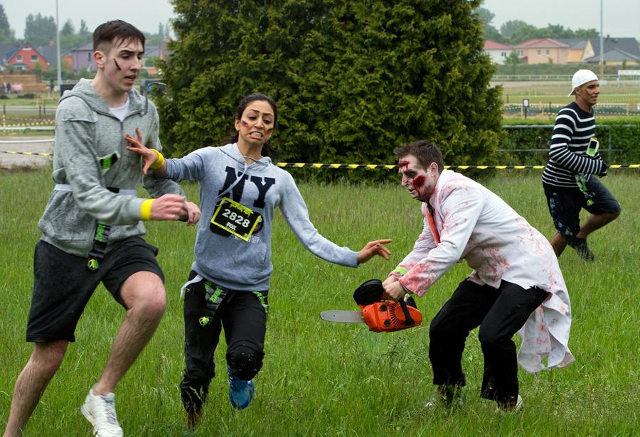 Ходящие (и бегущие) мёртвые