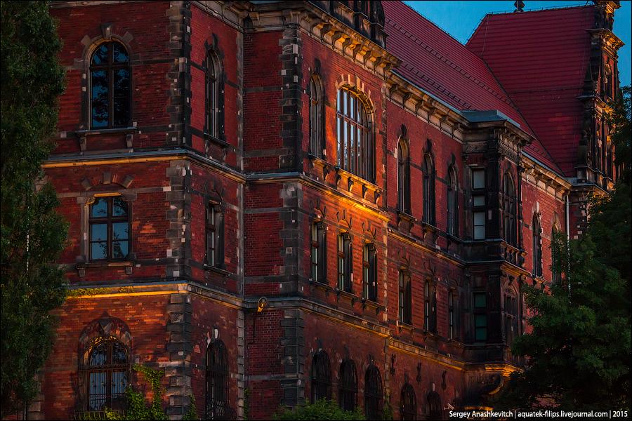 Завод по сжиганию фотографов в Вроцлаве. Июнь 2015