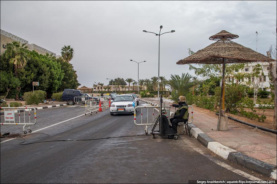 Шарм-Эль-Шейх, Египет, февраль 2015.