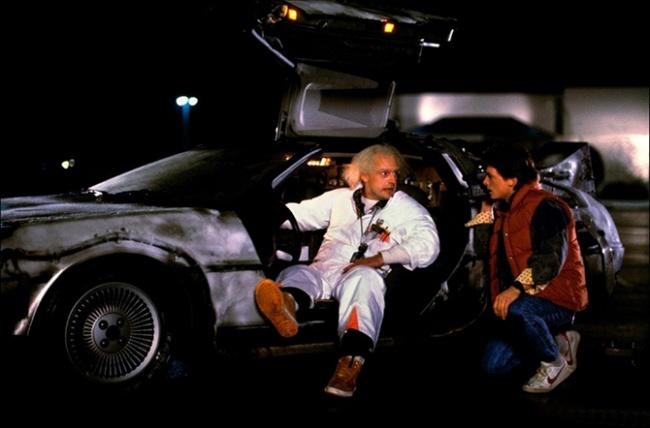 DeLorean была холодильником