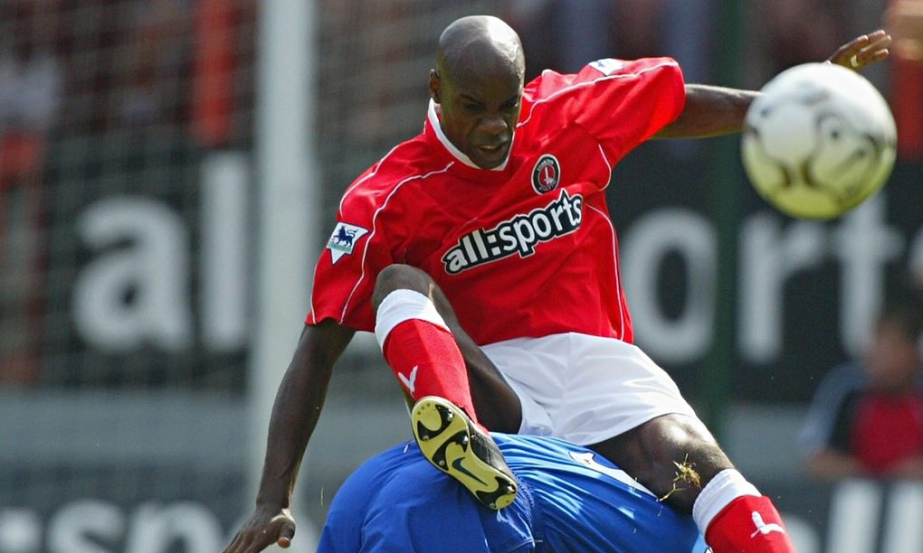 Richard Rufus, seen here playing for Charlton in 2002, appeared at the high court on Wednesday accus