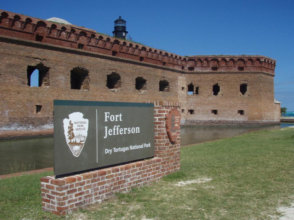 Форт-Джефферсон, США