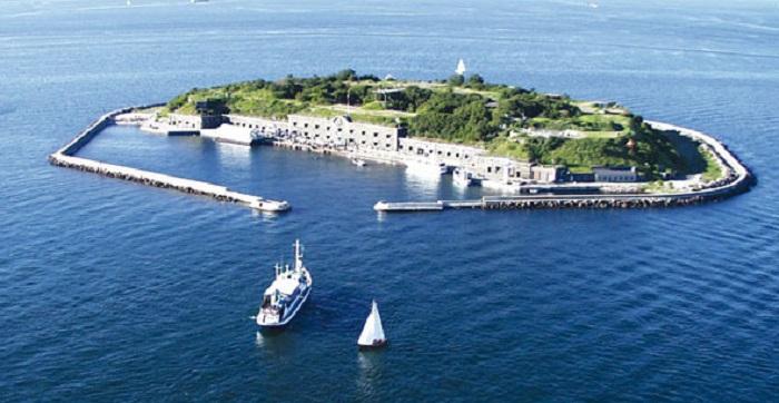 Форт Флакфортет, Дания