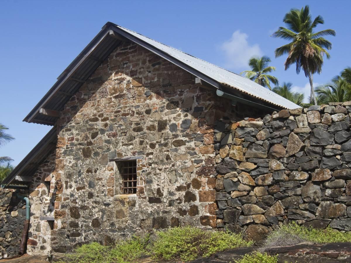 Худшая из тюрем была известена как Остров дьявола.