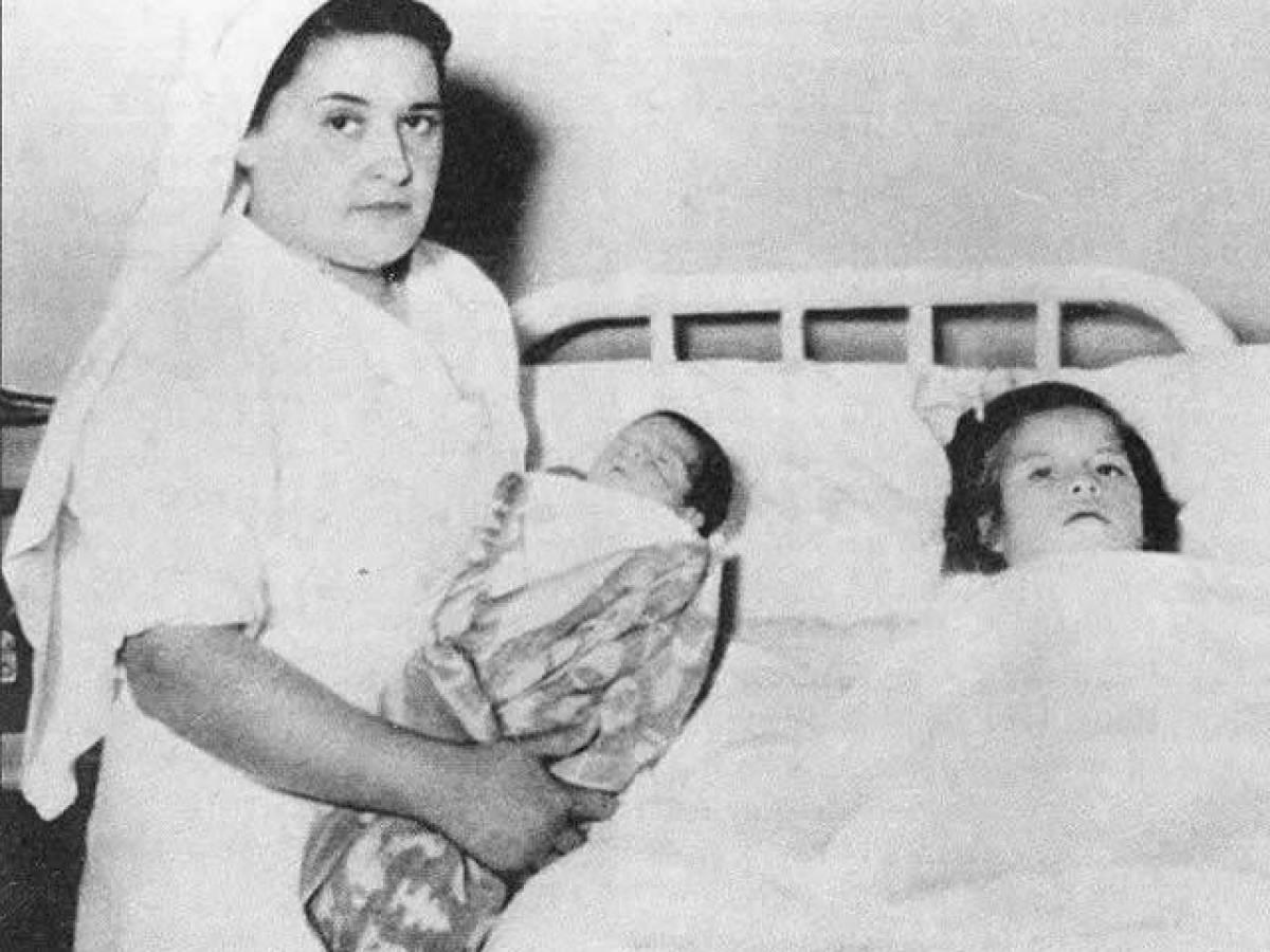 Самая молодая мама в мире, которая родила в 5 лет
