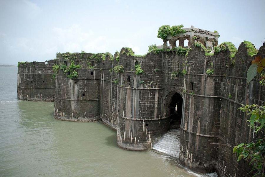 Форт Муруд-Джанджира, Индия