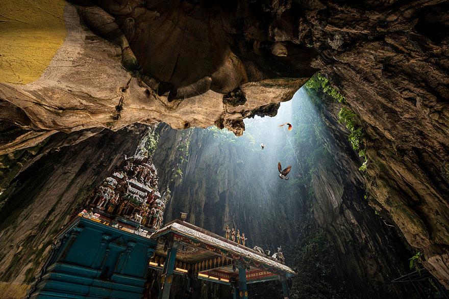 Пещеры Бату – природные достопримечательности Малайзии.