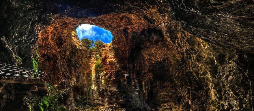 Пещера Фриуато, Марокко.