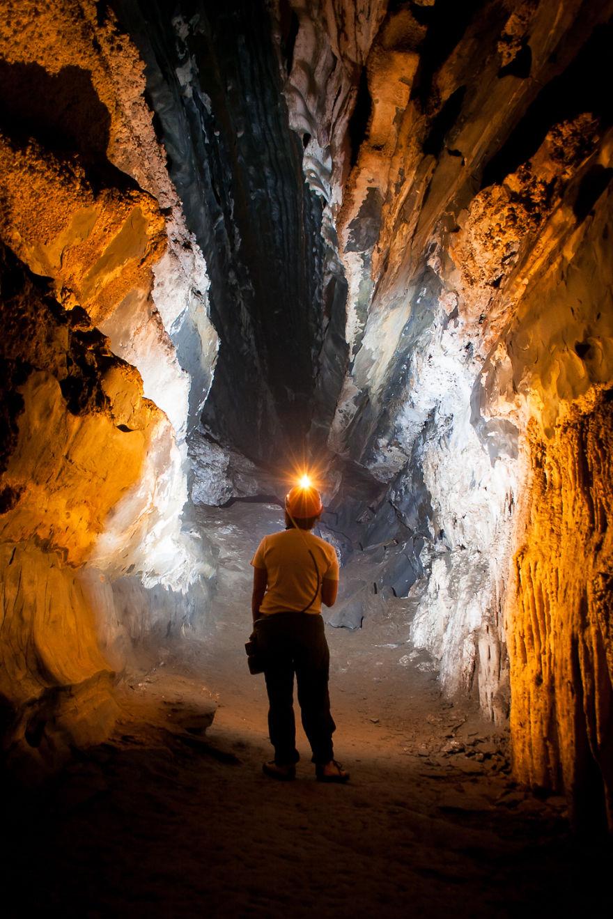 Пещера Моро Прето.