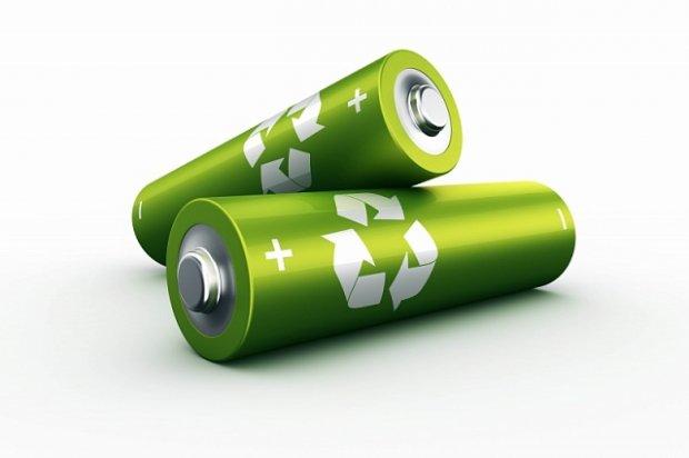 Экологические батарейки