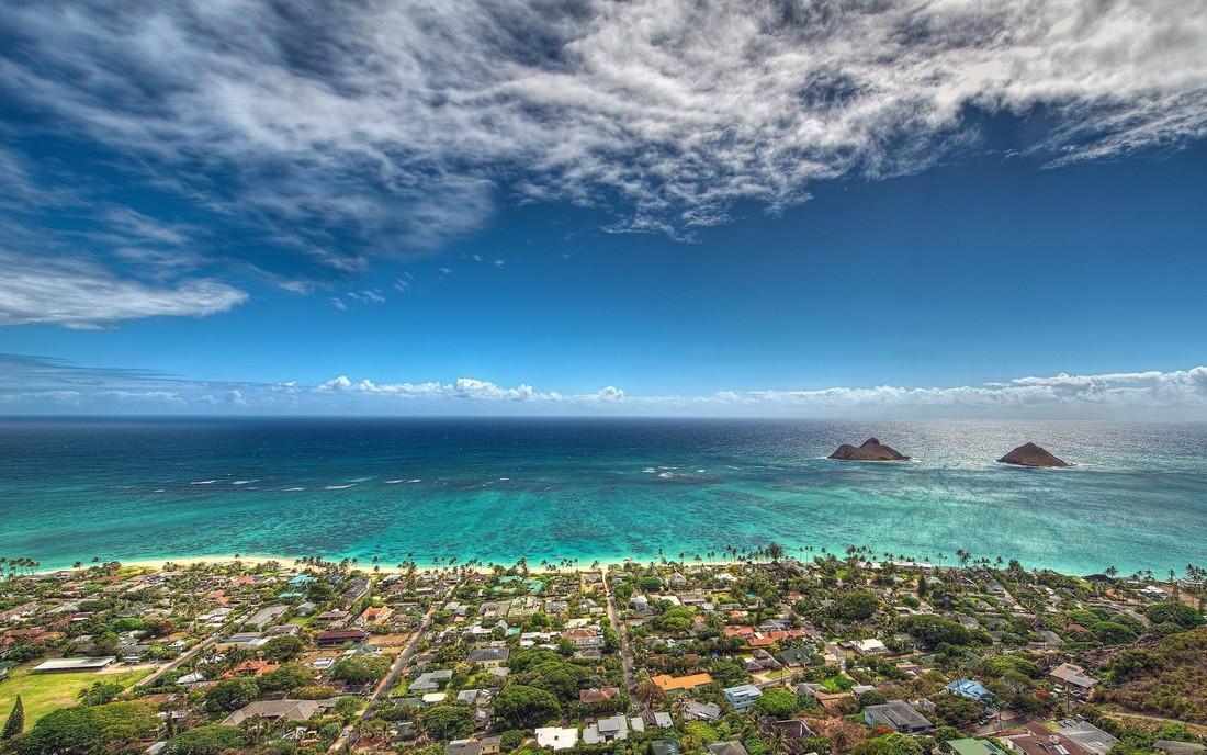 Ланикай-Бич — Оаху, Гавайи