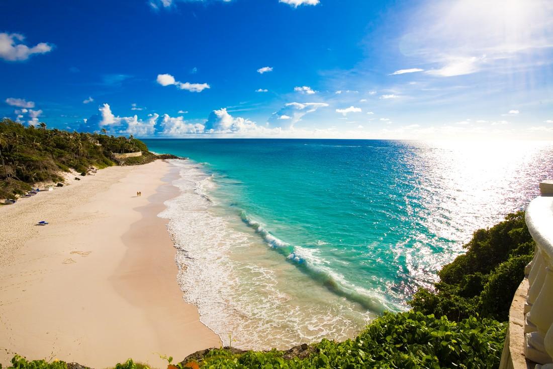 Крейн-Бич - Лонг-Бэй, Барбадос