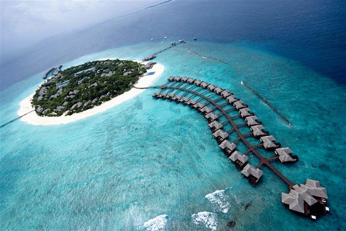 Манафару - Хаа-Алиф атолл, Мальдивы