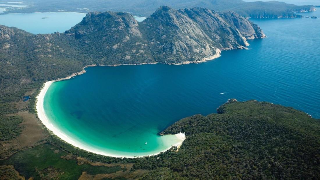 Залив - О. Тасмания, Австралия