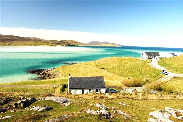 Лускентир пляж - Айл-оф-Харрис, Шотландия
