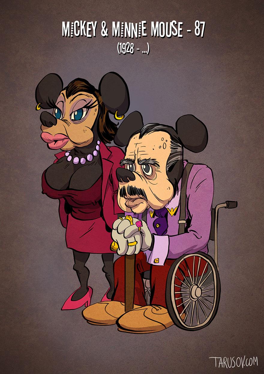 Микки и Минни Маус – 87 (1928 – …)