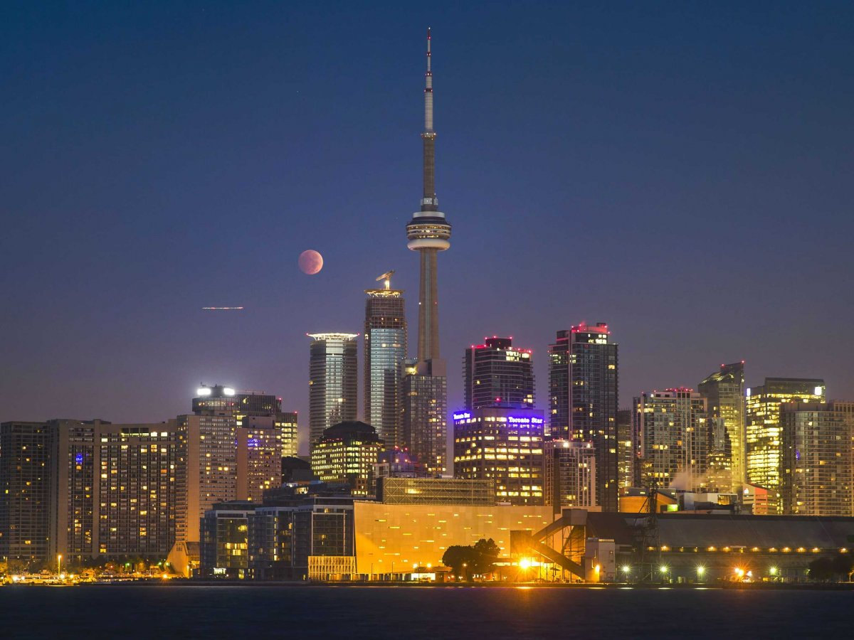 Торонто занимает самый высокий рейтинг в сравнении с любым городом в Америке.