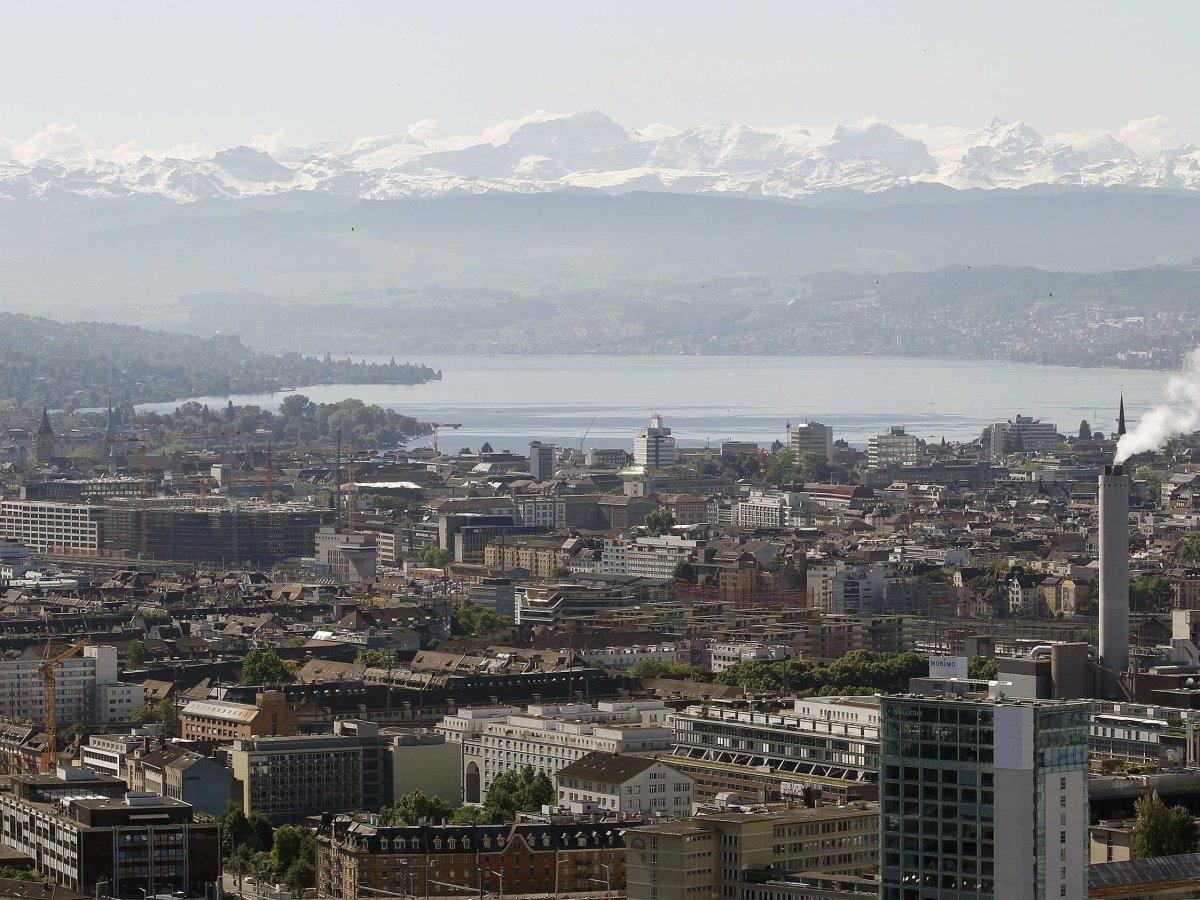 Цюрих, Швейцария.