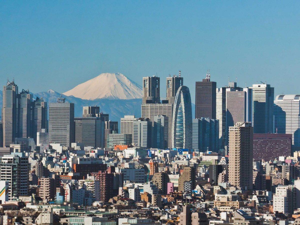 Токио по-прежнему имеет больший вес в качестве финансового центра Японии.