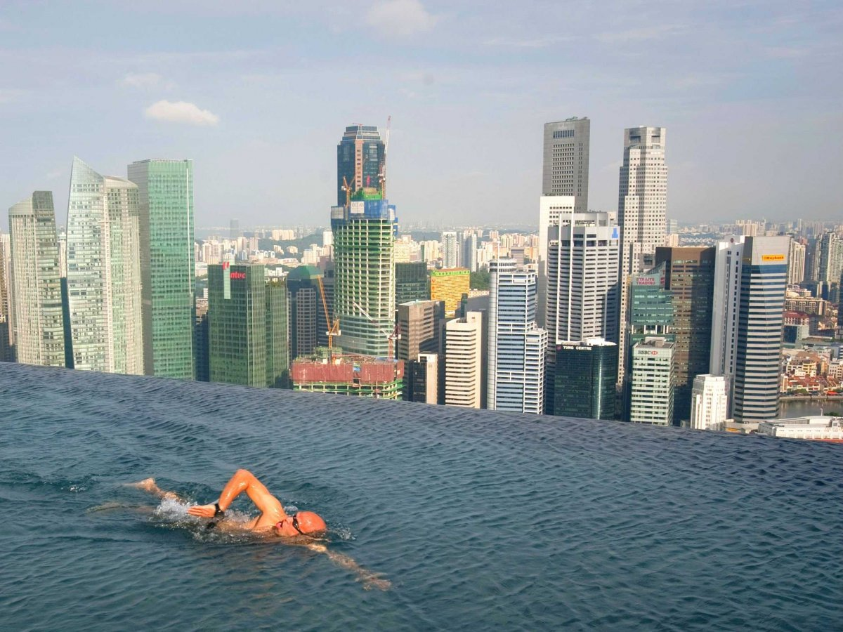 Сингапур входит в четверку, с наилучшими условиями ведения бизнеса, оценка Азиатского финансового центра.