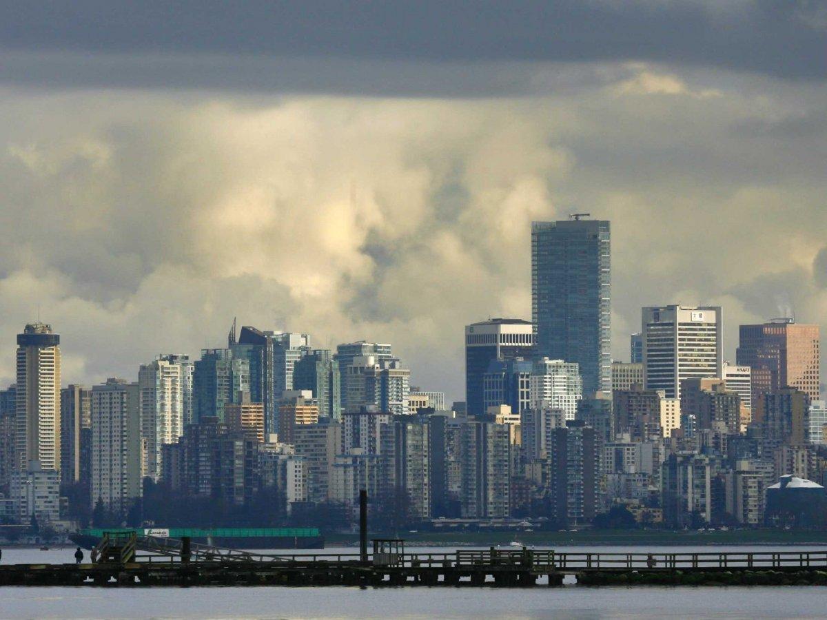 Ванкувер второй по значимости город в Канаде.