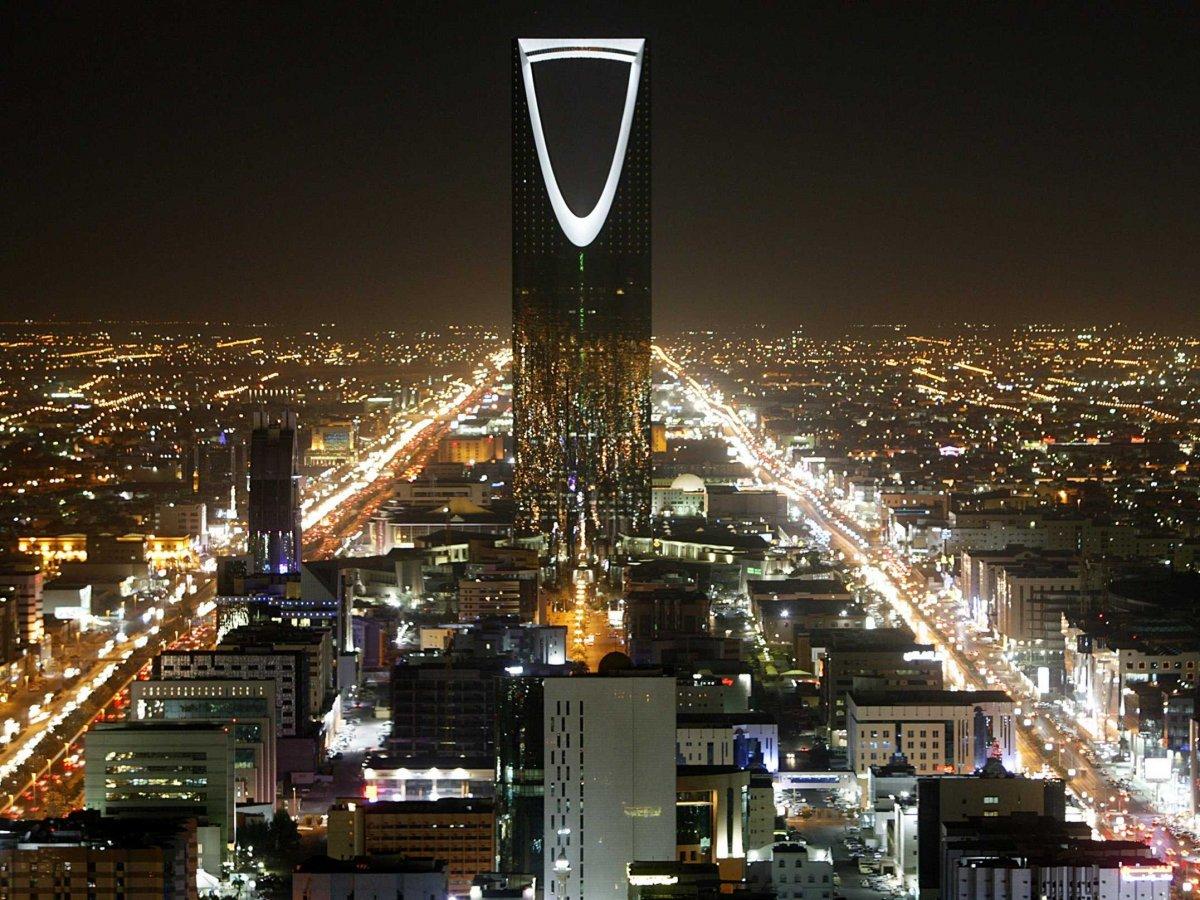 Эр-Рияд, Саудовская Аравия .
