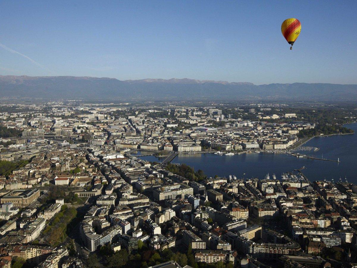 Женева является третьим самым важным Европейским городом для финансов в Швейцарии.