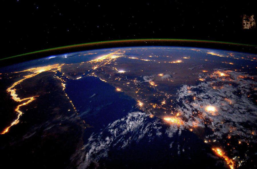 179 день в космосе астронавта Скотта Келли на борту Международной космической станции