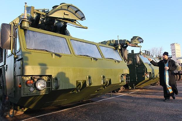 Тактический зенитно-ракетный комплекс «Тор»