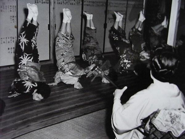 Школа гейши , 1951год.