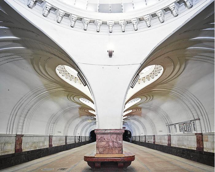 Станция Сокол