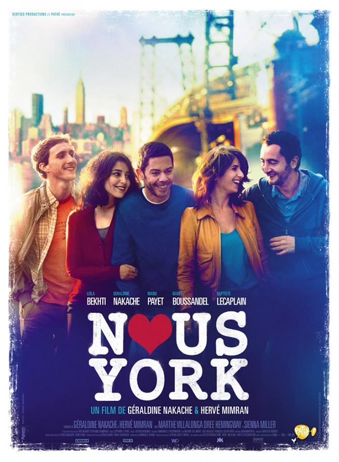 Приключения французов в Нью-Йоркеанг
