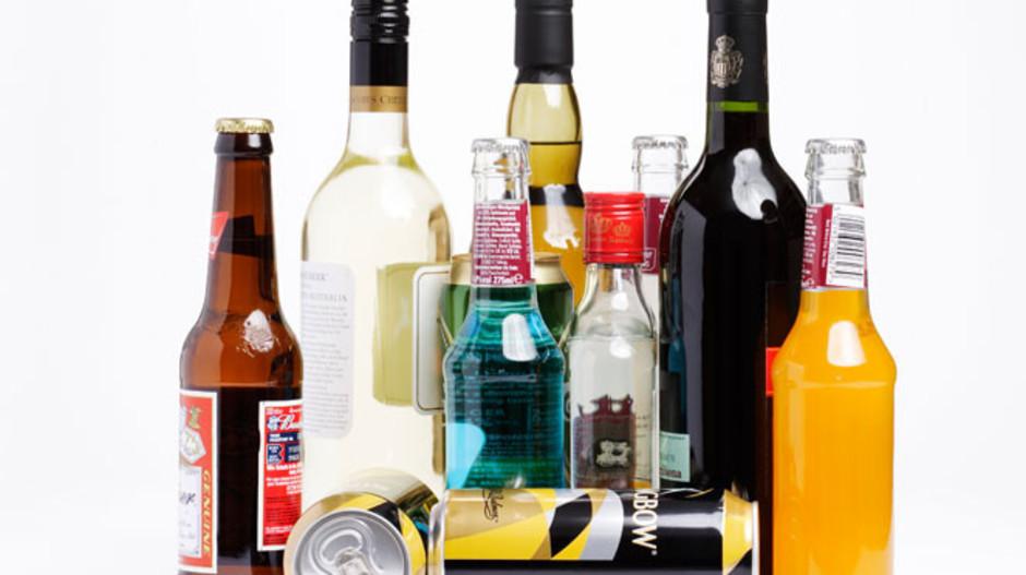 Как быстро сделать алкогольные напитки