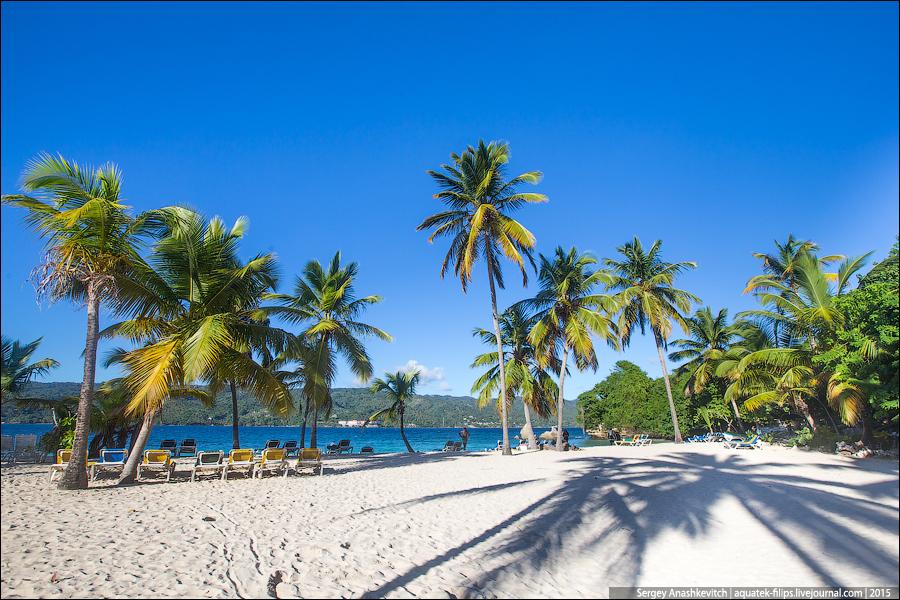 Полуостров Самана, Доминикана, октябрь 2015