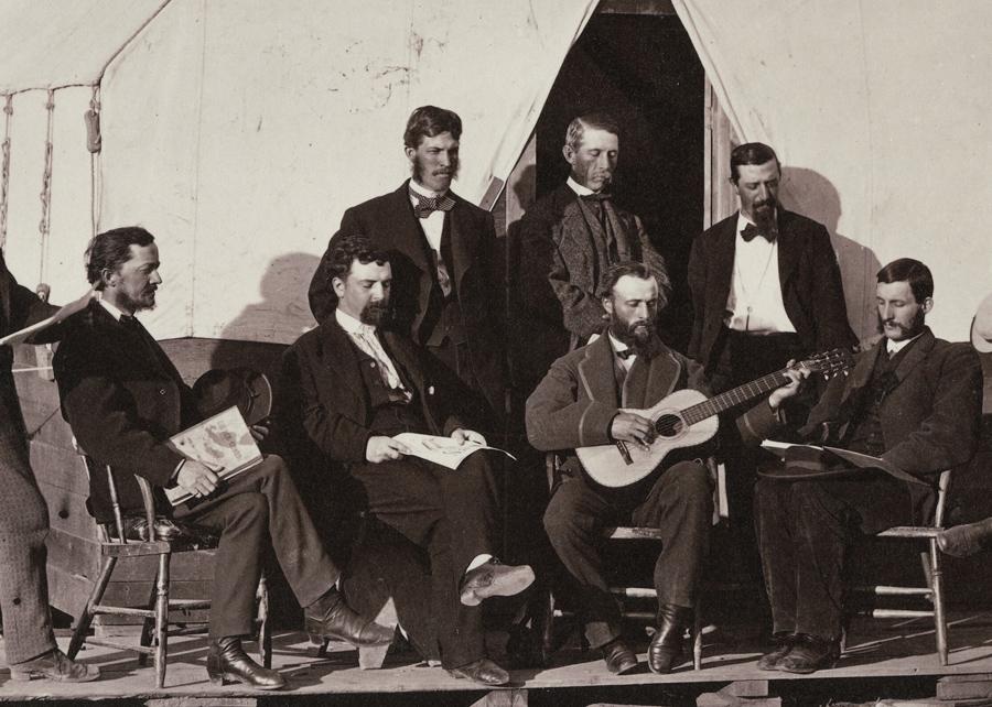 Rocky Mountain Glee Club 1864-1869
