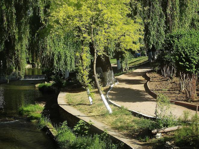 Гагаринский парк, Симферополь
