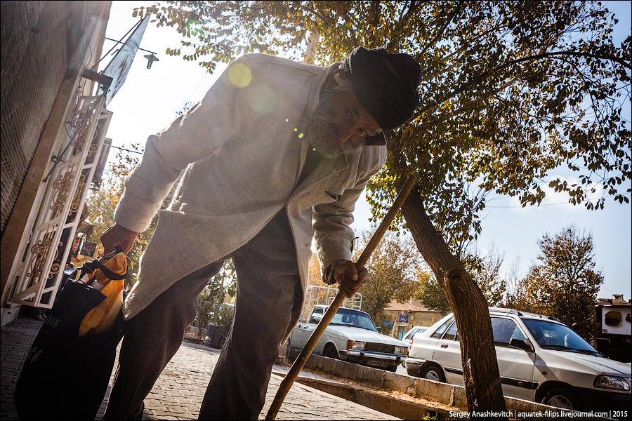 Йазд, Иран. Ноябрь 2015