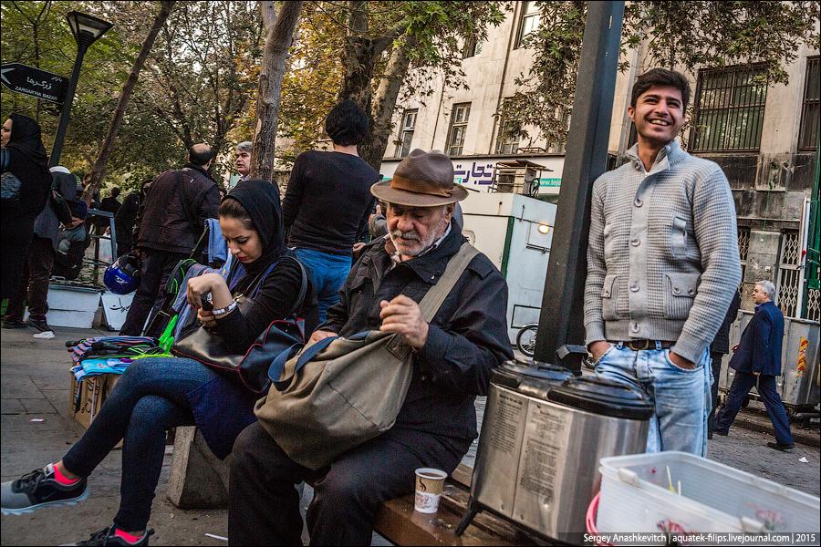 Тегеран, ноябрь 2015