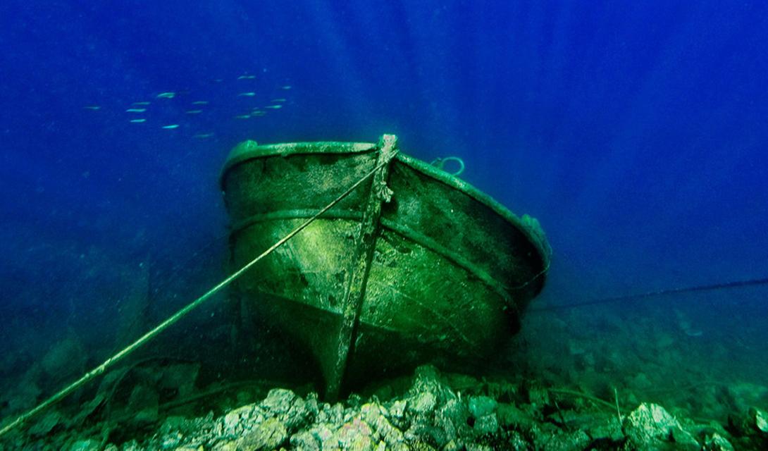 Кладбище кораблей