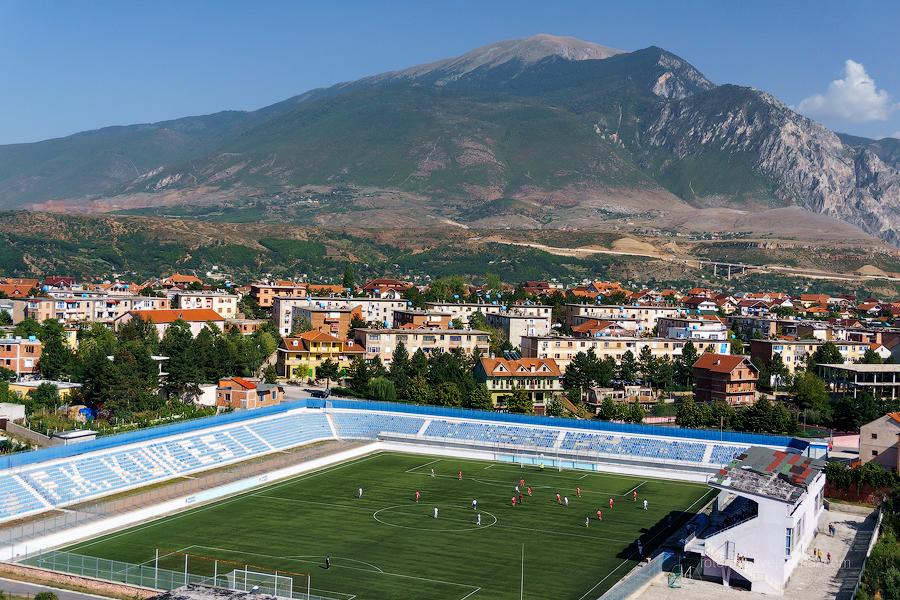 Албания 2015