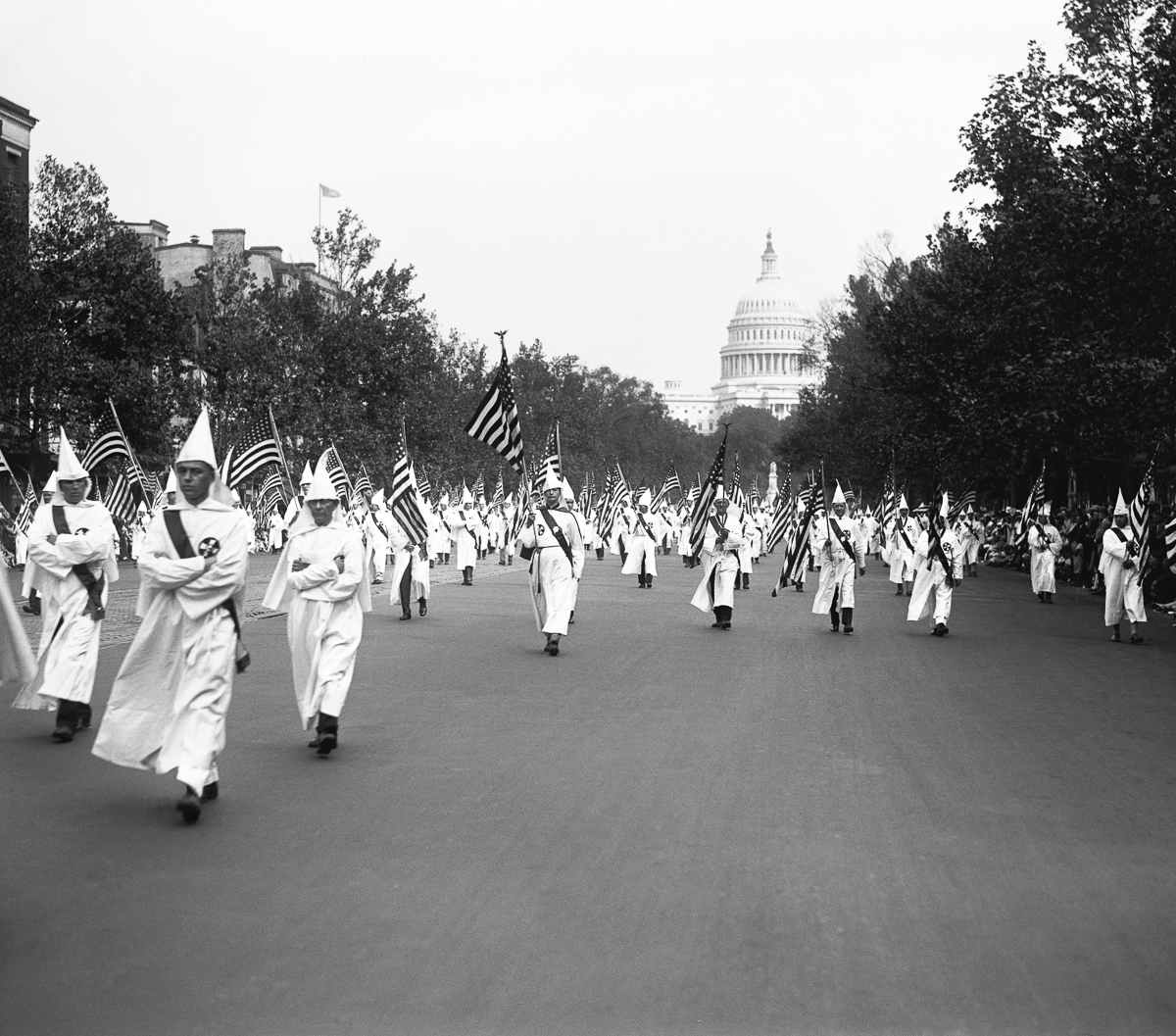 an introduction to the issue of prejudice of ku klux klan