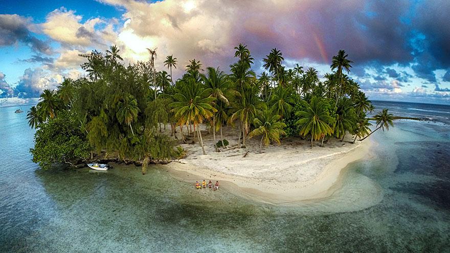 Затерянный Остров, Тахаа, Французская Полинезия