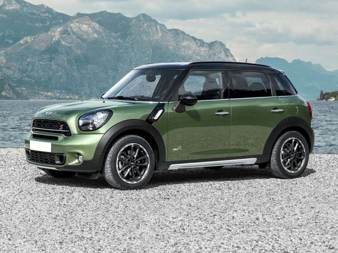 MINI Countryman2016