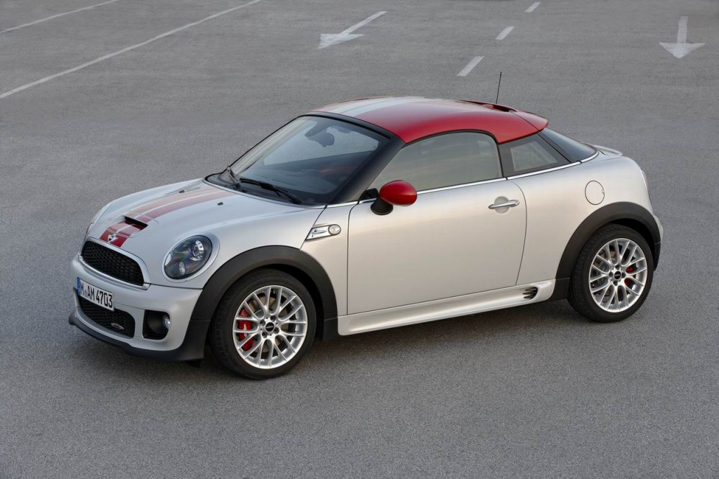 MINI Coupe 2015
