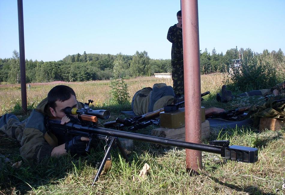 АСВК (Армейская Снайперская Винтовка Крупнокалиберная)