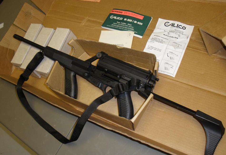 Calico M951S