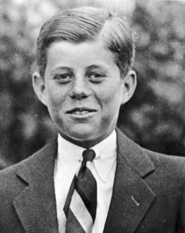 Джон Ф. Кеннеди — 35-й президент США