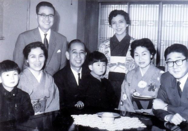 Синдзо Абэ — премьер-министр Японии
